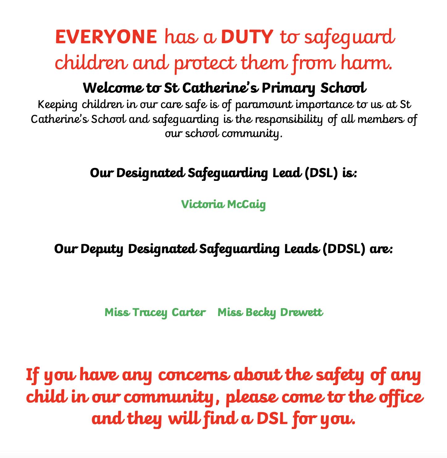 Safeguarding 2